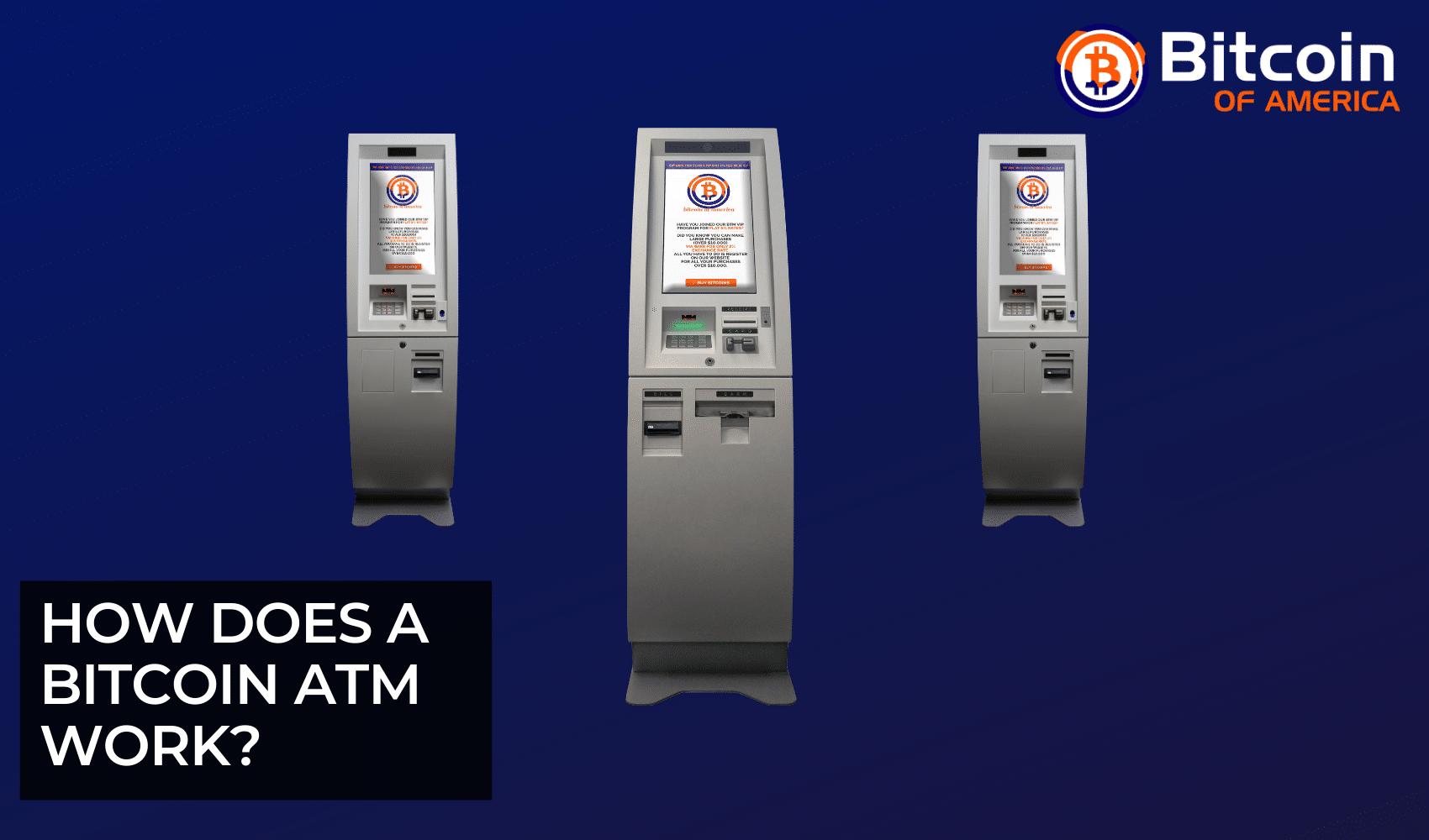 JQ Už Naują & Naudojamas BATMTwo Bitcoin ATM