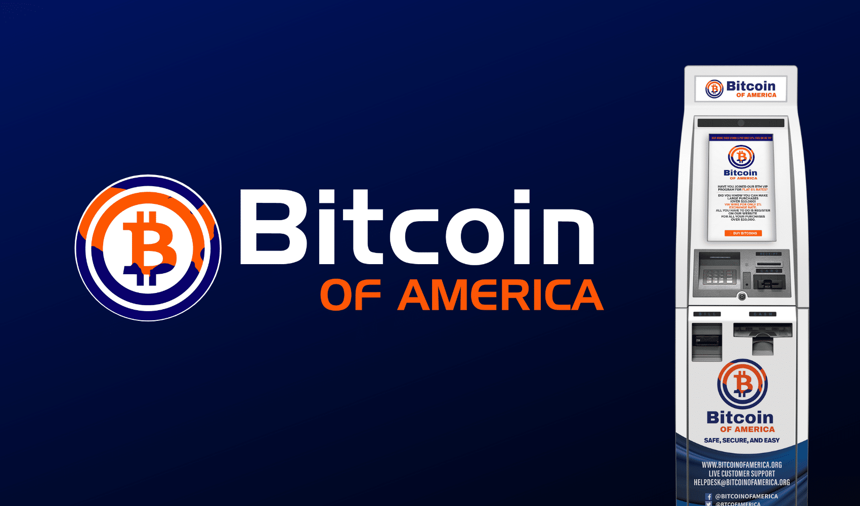 Bitcoin of America Blog is Back!