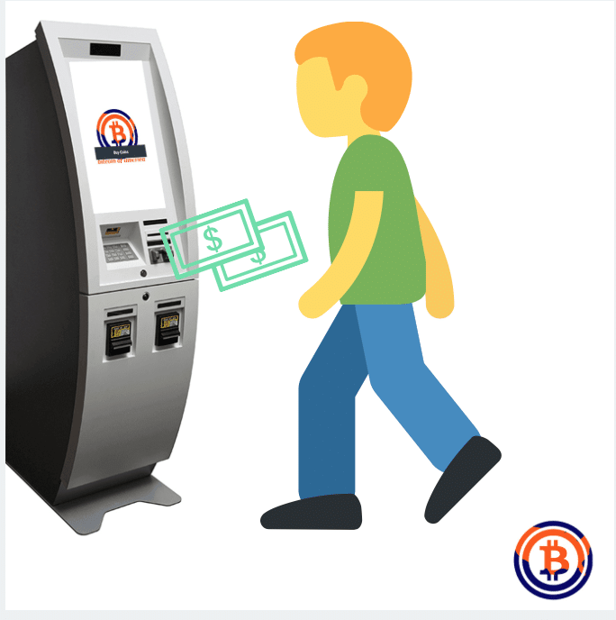 Advantages of Using a Bitcoin ATM