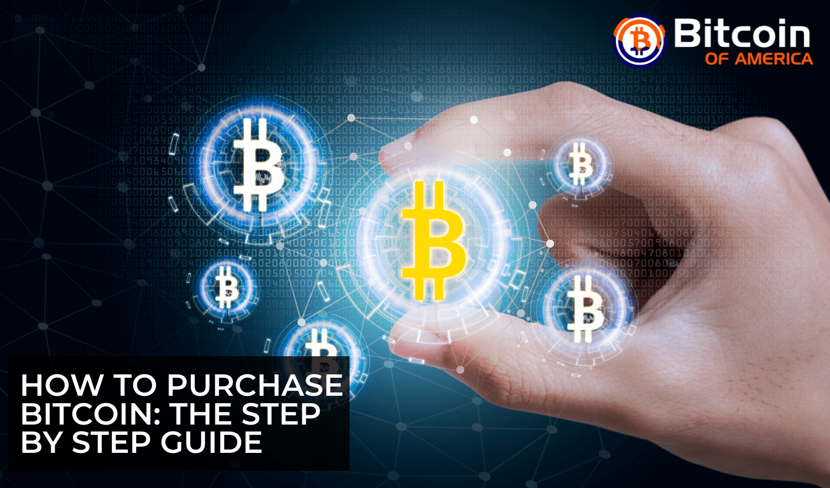 How to purchase Bitcoin: The step by step guide
