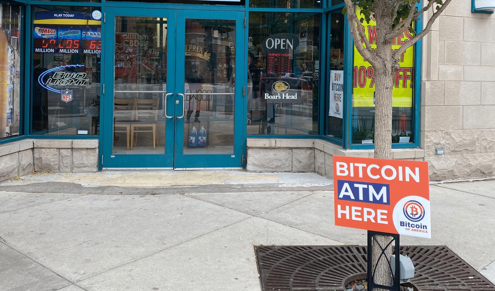 How to Safely Use a Bitcoin Kiosk