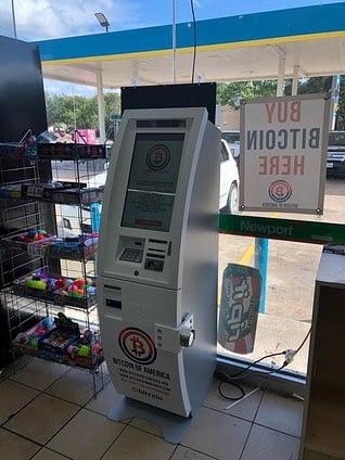 bitcoin atm machine austin teksase