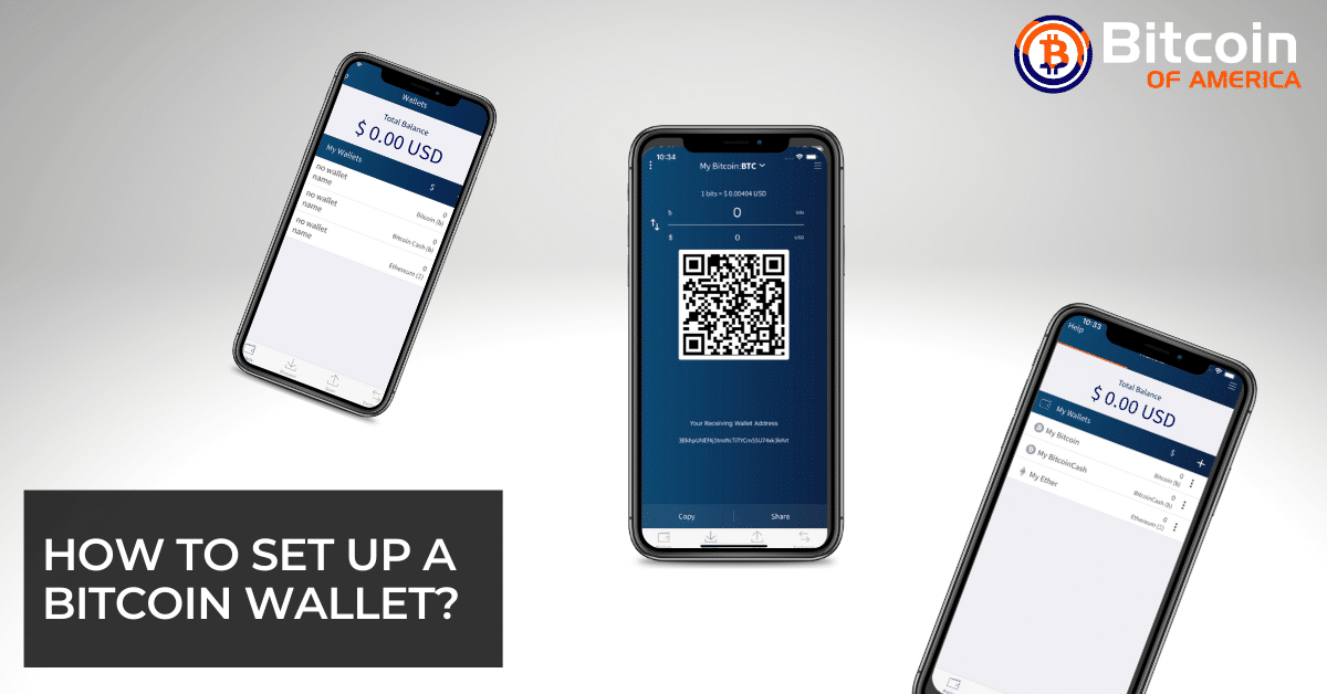 How to Set up a Bitcoin Wallet?