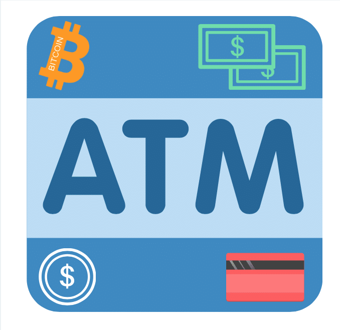 Buying Bitcoin through a Bitcoin ATM